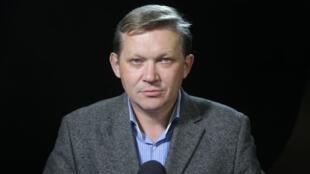 Политик и публицист, бывший первый вице-спикер Госдумы РФ Владимир Рыжков.