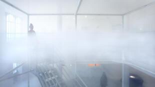 Tetsuo Kondo (et Transsolar), Cloudscapes, 2012, collection de l'artiste.