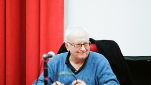Le philosophe français Etienne Balibar en 2011.