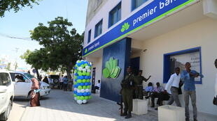 Premier Bank is the second international bank to be launched in Mogadishu