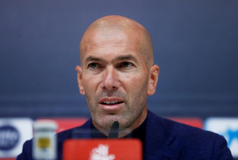 Zinédine Zidane anunciou de maneira surpreendente nesta quinta-feira (31) que vai deixar o Real Madrid.