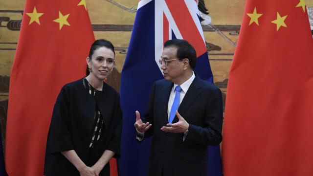 新西兰总理:与中国在人权议题上的分歧难以调和(photo:RFI)