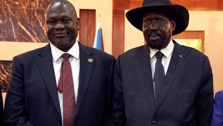 Le Soudan du Sud dans l'attente de son gouvernement d'union nationale