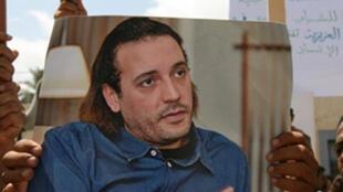 L'affaire a commencé au lendemain de l'arrestation provisoire à Genève de Annibal Kadhafi ( Photo ) fils du président libyen.