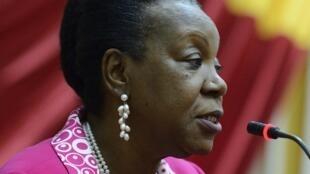 La présidente de la transition Catherine Samba-Panza a condamné les violences de ces dernières semaines.