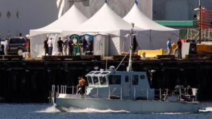 Las autoridades canadienses temen que otros barcos de refugiados se aproximen a sus costas