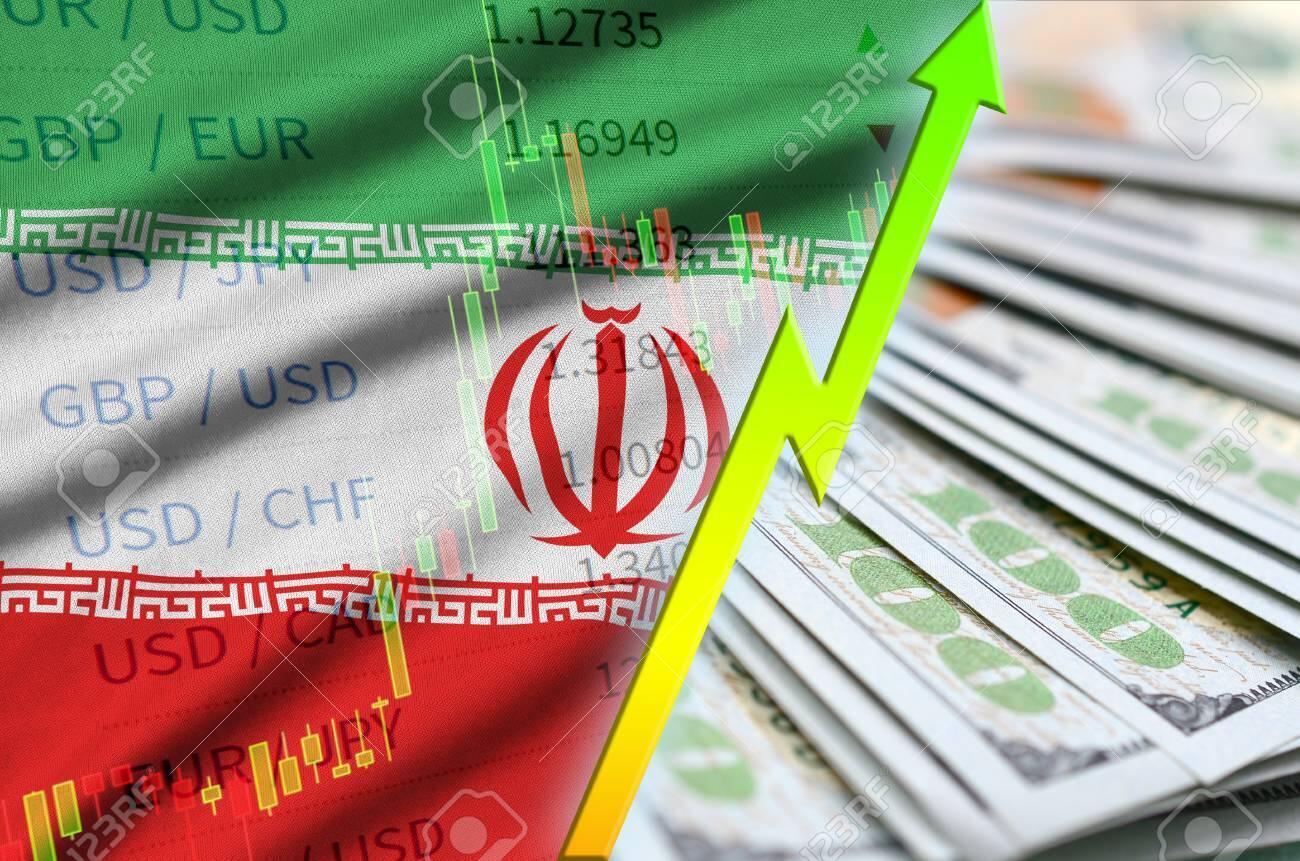 ریزش قیمت دلار در ایران