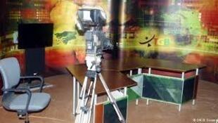 Estúdio da Televisão da Guiné-Bissau