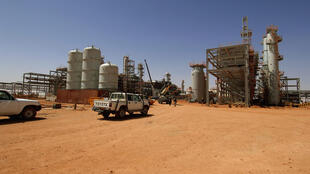 Un champ gazier à In menas géré par la Sonatrach, la société nationale des hydrocarbures, le 17 janvier 2013.
