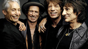 Cặp bài trùng Mick Jagger và Keith Richards thường được so sánh với Lennon - McCartney của Beatles (DR)