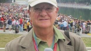 Jean-Louis Pourtet, correspondant de RFI à Washington...« Ce n'est qu'un au revoir »