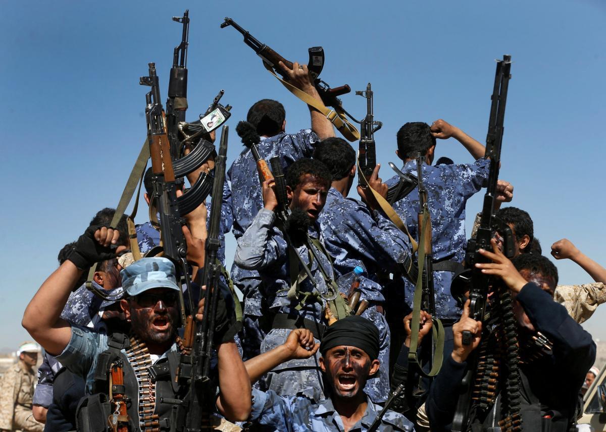 Mayakan 'yan tawayen Houthi na Yemen