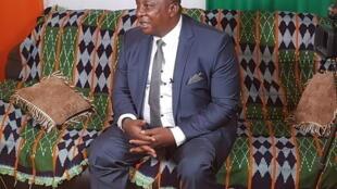 Kobenan Kouassi Adjoumani, ministre ivoirien des Ressources animales et halieutiques.