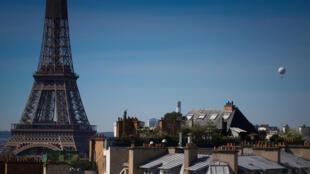 Poluição Paris