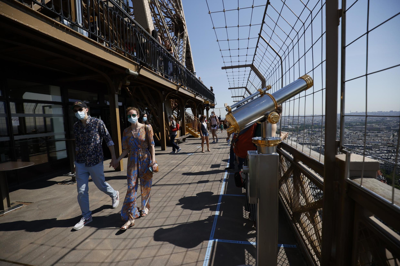 Tous les sites touristiques de la capitale affichent des fréquentations en baisse.
