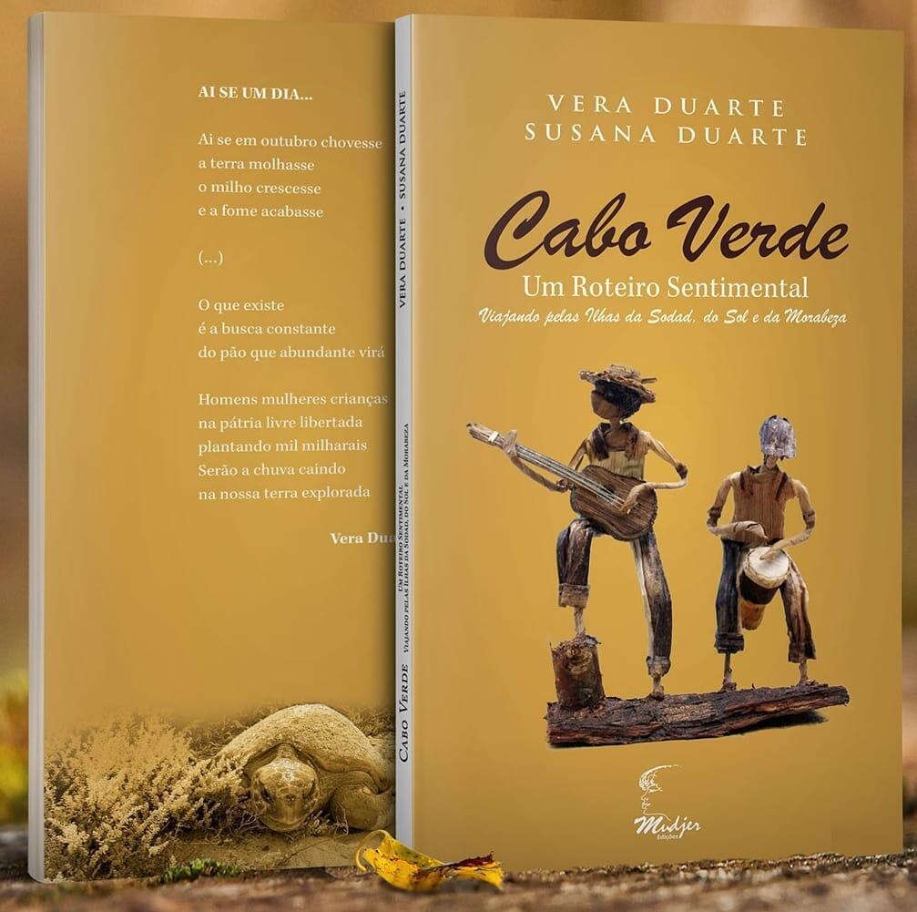 Este roteiro sentimental de Cabo Verde foi lançado no dia 3 de Julho de 2019 na Cidade da Praia.