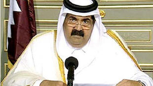 شیخ حمد بن خلیفه الثانی- امیر قطر