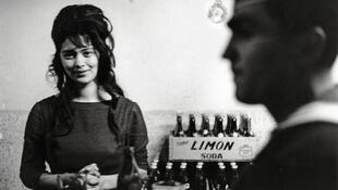 'Bar', Valparaíso, Chile, 1963. Afiche de la exposición.