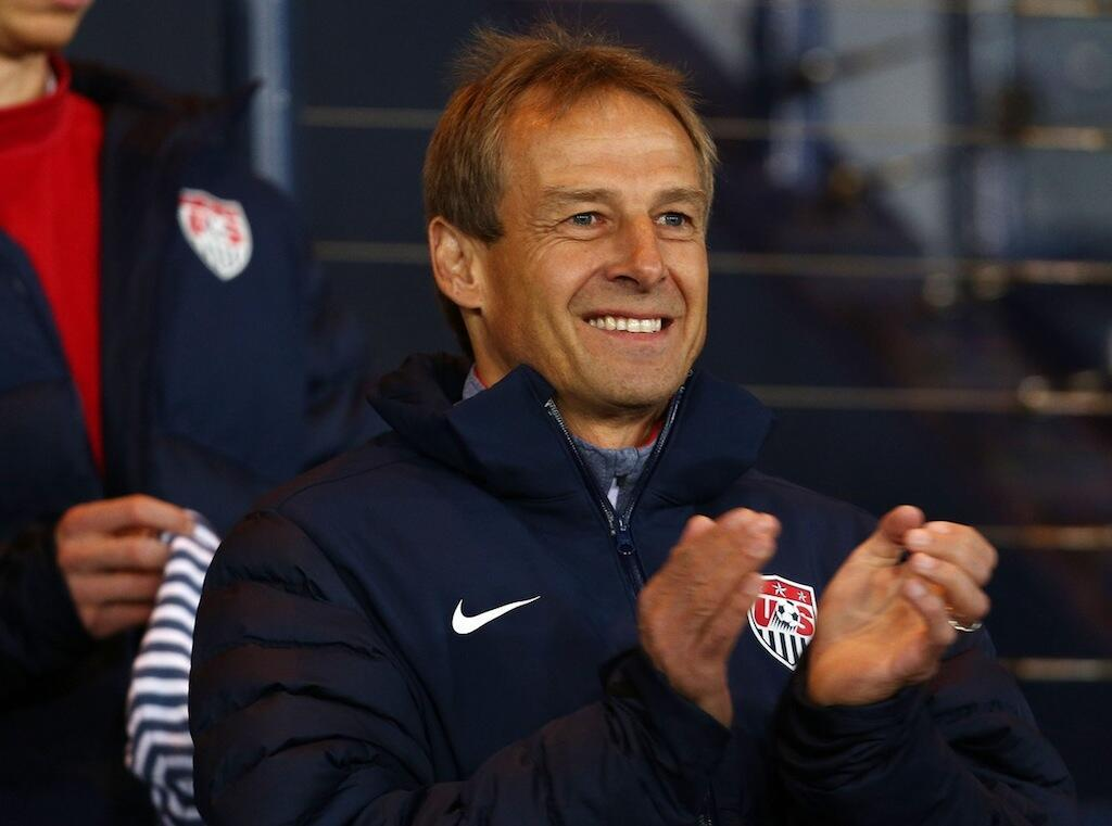 Kocha mkuu wa Marekani, Jurgen Klinsmann