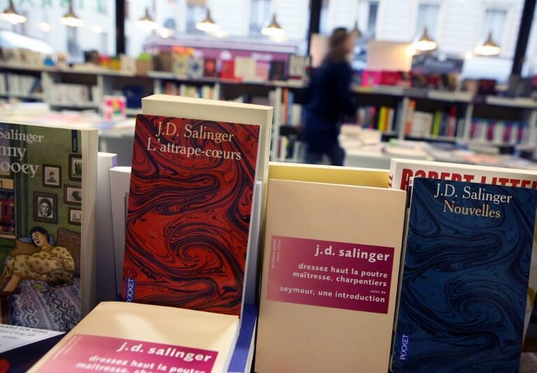 کتابهای جروم دیوید سالینجر