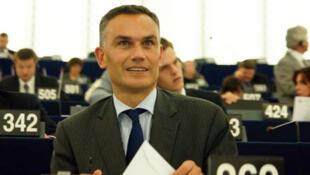 Arnaud Danjean.