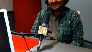 Manuel Tarsicio Nájera, miembro de la organización Serjus (Servicios Jurídicos y Sociales) de Guatemala.