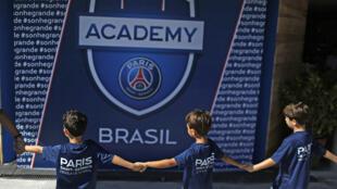 Se trata de la primera escuela del PSG en Latinoamérica.