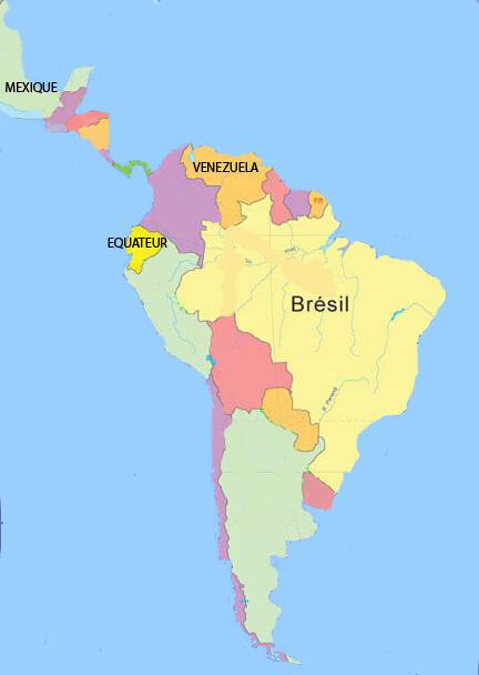 A crise económica norte-americana propagou-se até à Europa e ganha peso nos países na América do Sul