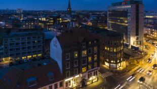 Aarhus, deuxième ville du Danemark.