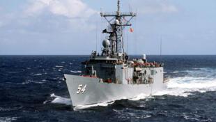 Fragata Perry faz parte dos equipamentos que norte-americanos devem vender a Taiwan