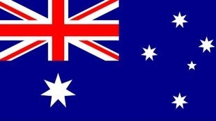 图为澳大利亚国旗图片