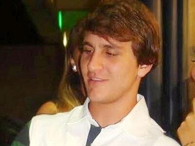 O estudante Roberto Curti, que foi morto durante perseguição policial em Sidney.