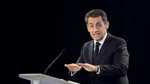 Sarkozy aims for election boost with TV appearance on Sunday
