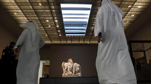 Le Louvre Abou-Dhabi.