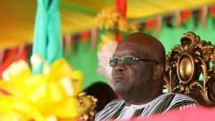 Le président du Burkina Faso, Roch Marc Christian Kaboré, a refusé la demande de l'opposant Ablassé Ouedraogo qui voulait sa démission.