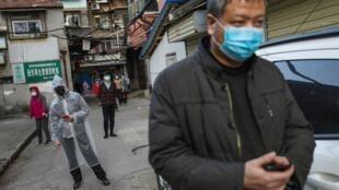 En Wuhan, China, no ha habido nuevos casos de coronavirus, una novedad desde que comenzó el brote en diciembre pasado.