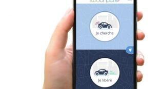 Une appli collaborative permet aux automobilistes lyonnais de tourner moins longtemps pour trouver une place.