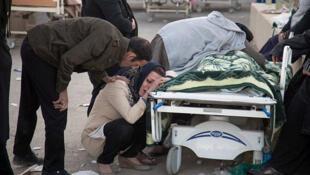 Sismo entre Irão e Iraque faz vítimas mortais