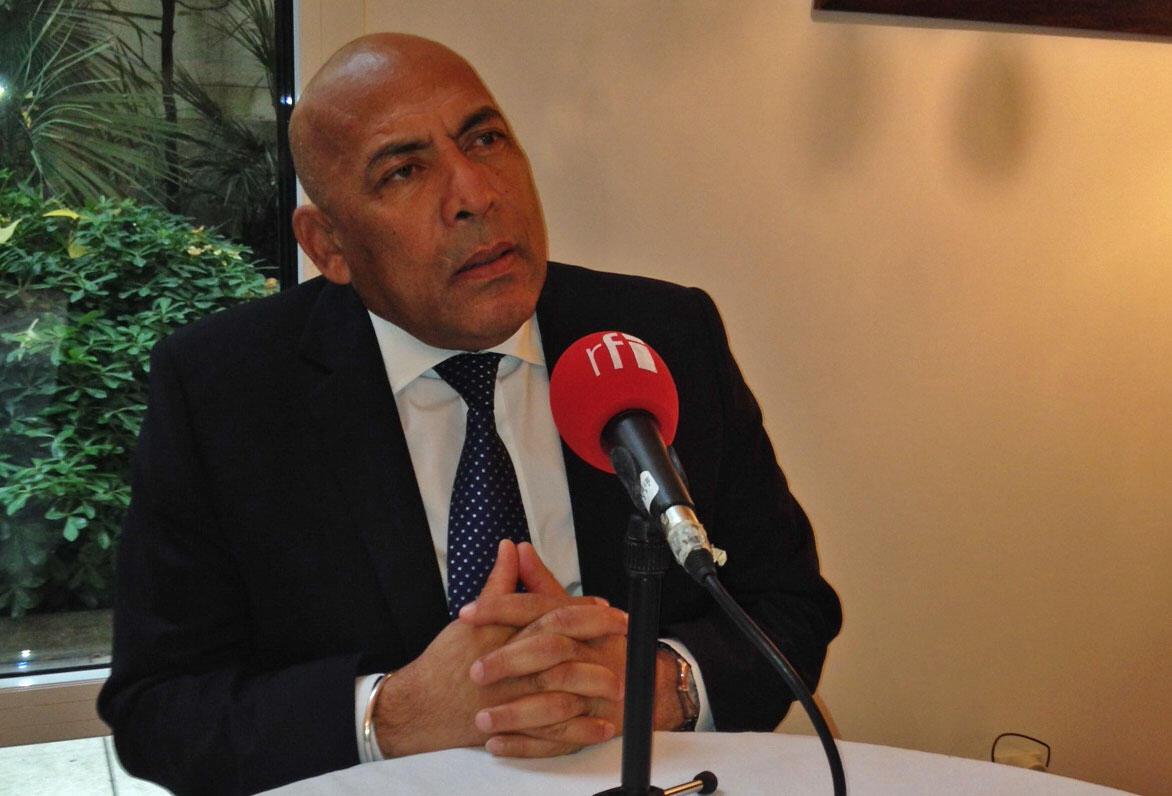 Jean Omer Beriziky, Premier ministre malgache.