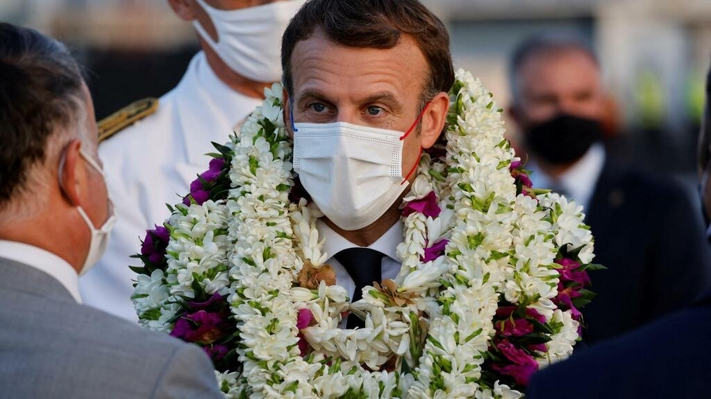 Macron to discuss legacy of nuclear tests on French Polynesia visit