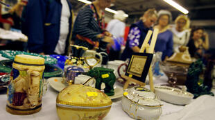 Старьевщики «Эммауса» занимаются сбором, ремонтом и продажей подержанных вещей