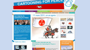Le site du collectif «Cartooning for peace».