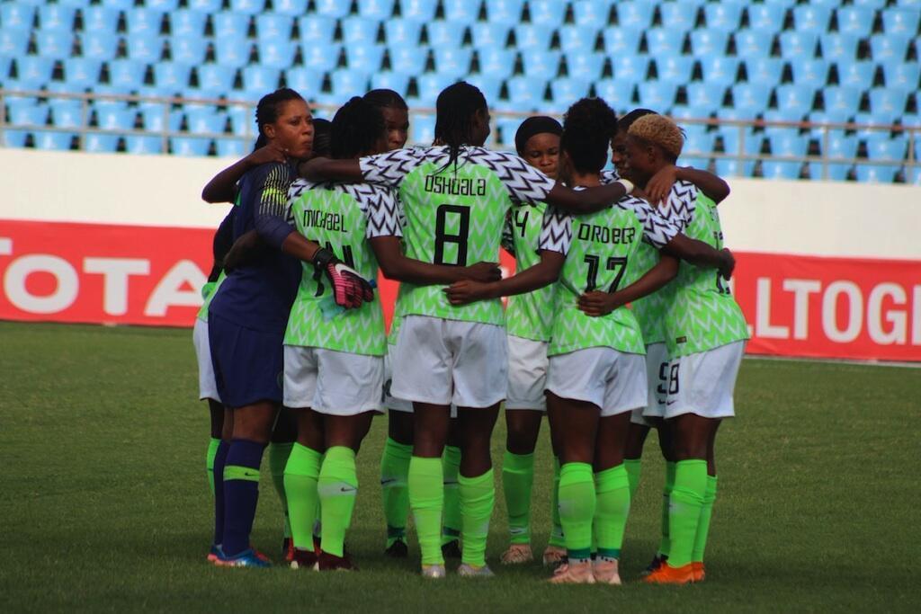 Timu ya Soka ya Wanawake ya Nigeria