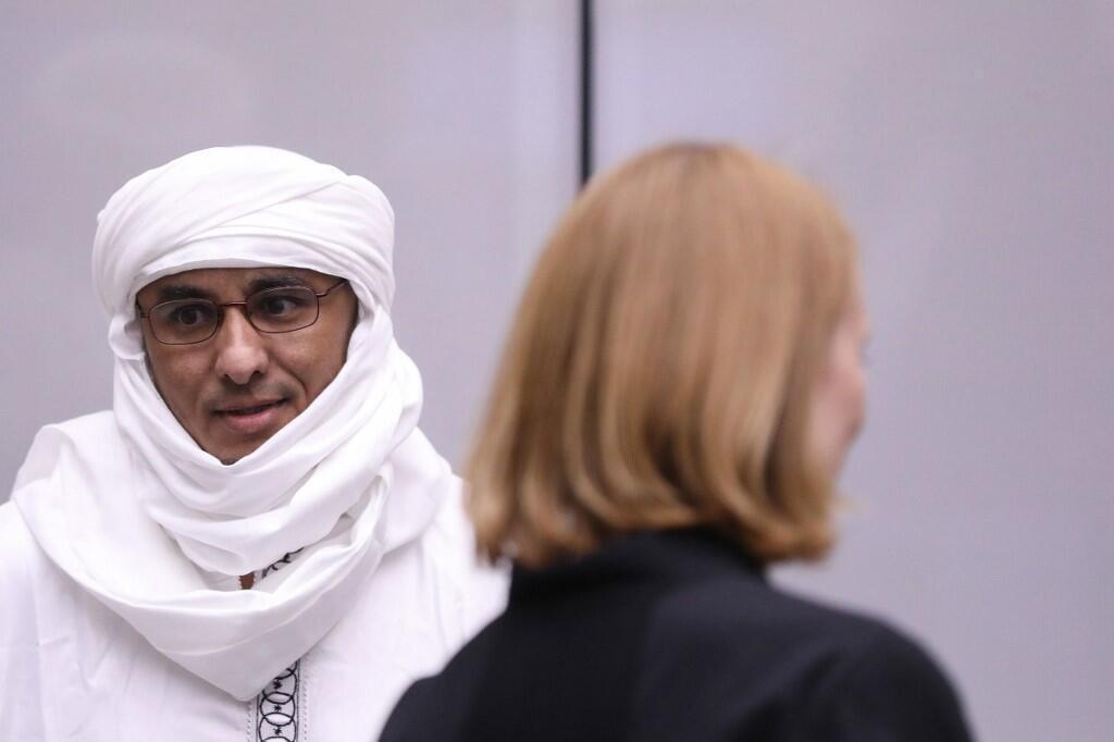 Le jihadiste présumé Al Hassan est poursuivi à la CPI pour crimes contre l'humanité et crimes de guerre commis lors de l'occupation de Tombouctou.