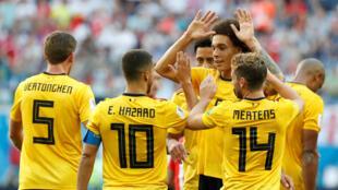 Сборная Бельгии еще никогда не добивалась такого высокого результата на чемпионате мира