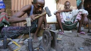 Wani Makeri a kasar Somalia