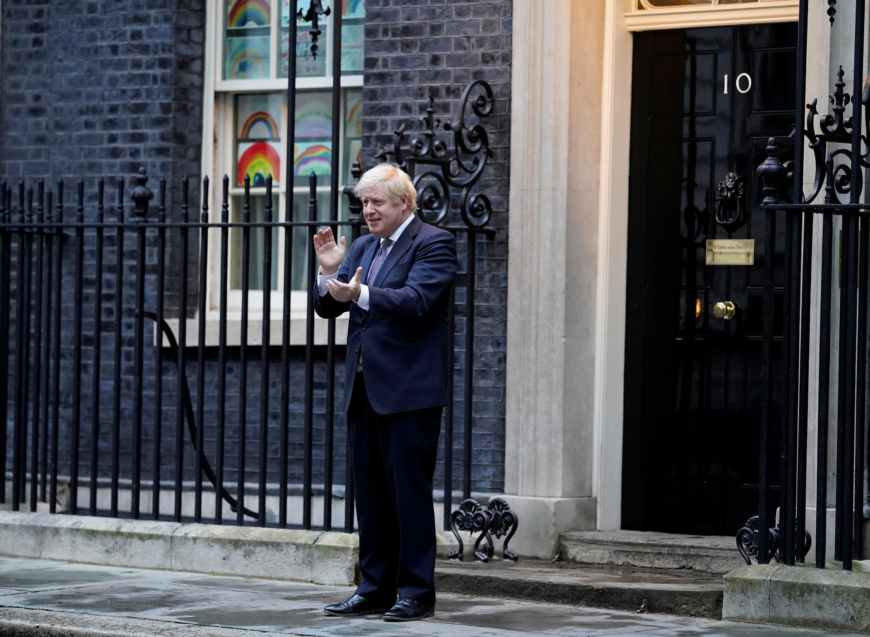 Royaume-Uni - Boris Johson