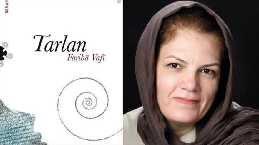 """انجمن لیت پروم آلمان، جایزه لیبراتور امسال را به رمان """"ترلان"""" نوشته خانم وفی می دهد."""
