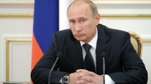 Vladimir Putin và quyền lực