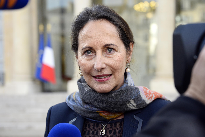 L'ex ministre de l'Ecologie Ségolène Royal.